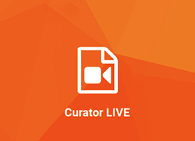 Curator LIVE